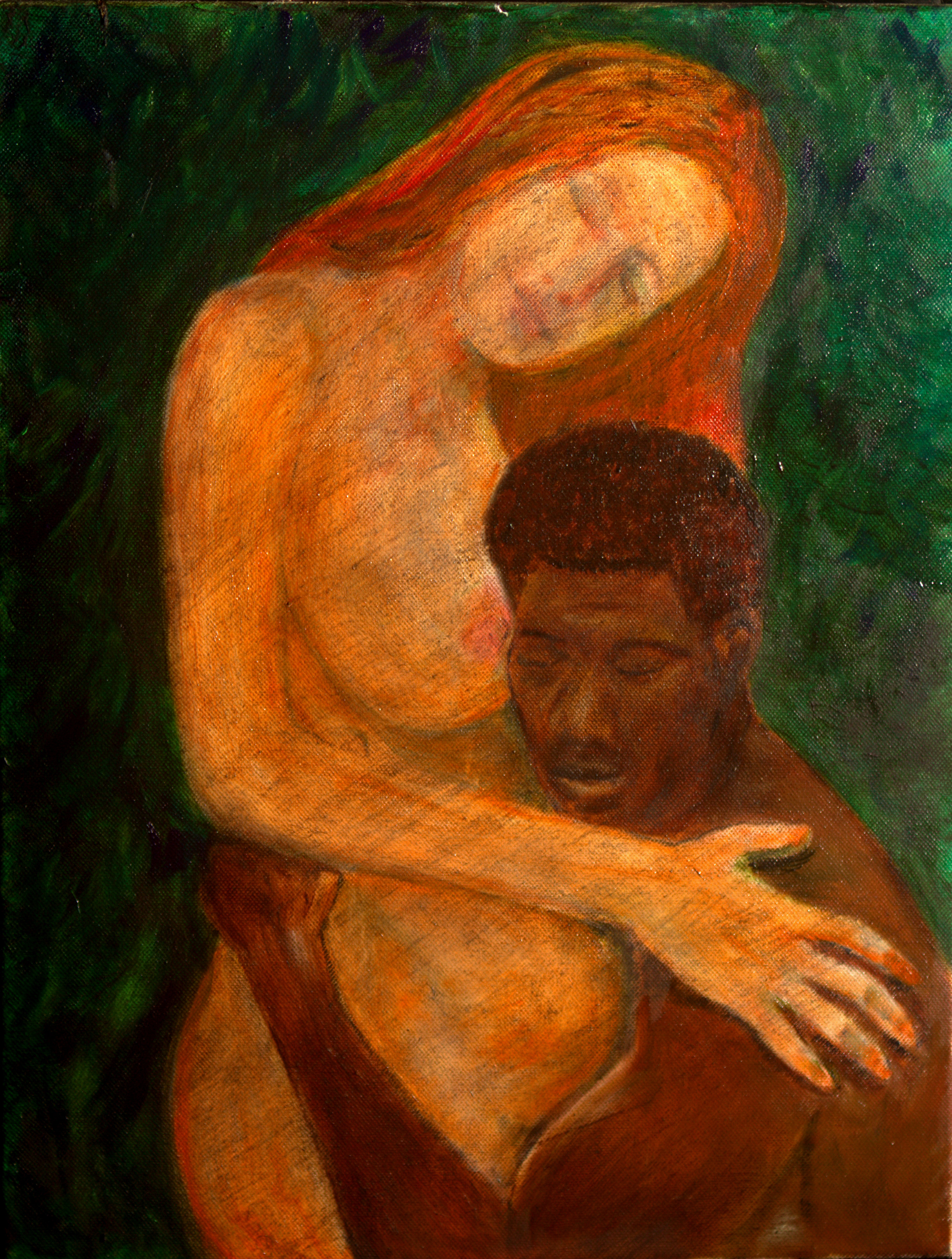 Reconciliation - heal the wounds and create a new and promising world.