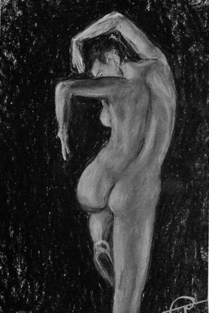 Dancer nude